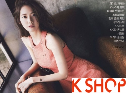 Tóc uốn xoăn Hàn Quốc đẹp hè 2017 cho cô nàng khuôn mặt dài phần 5