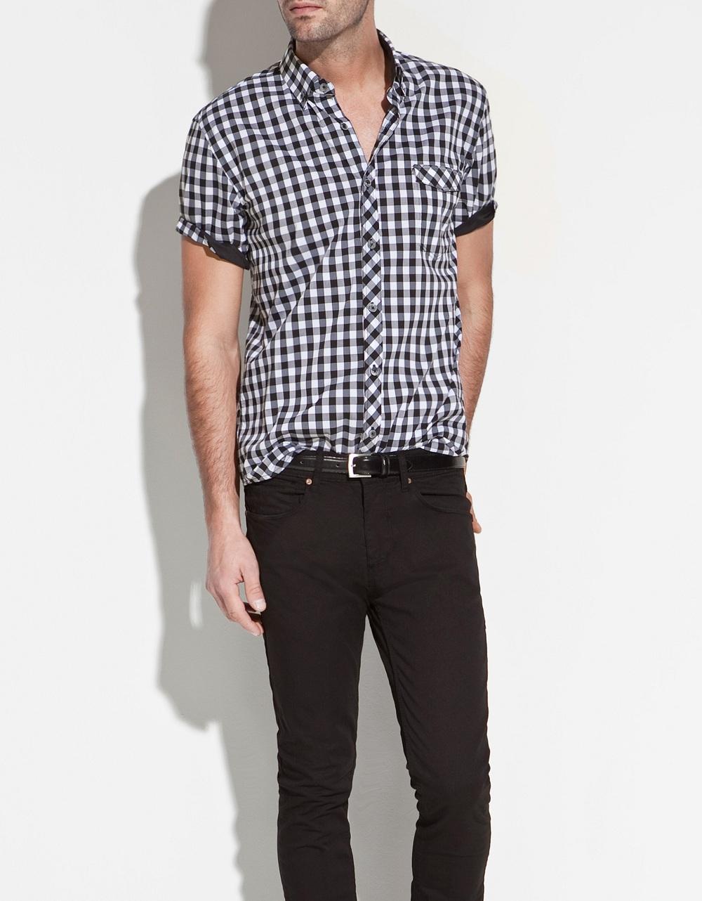 6 Kiểu áo sơ mi nam hàn quốc đẹp hè 2017 cho chàng phong cách thời trang phần 1
