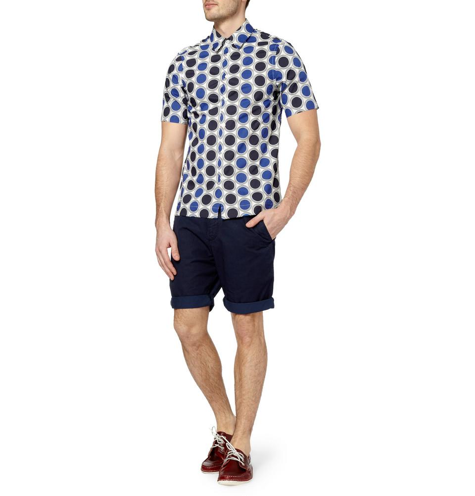 6 Kiểu áo sơ mi nam hàn quốc đẹp hè 2017 cho chàng phong cách thời trang phần 4