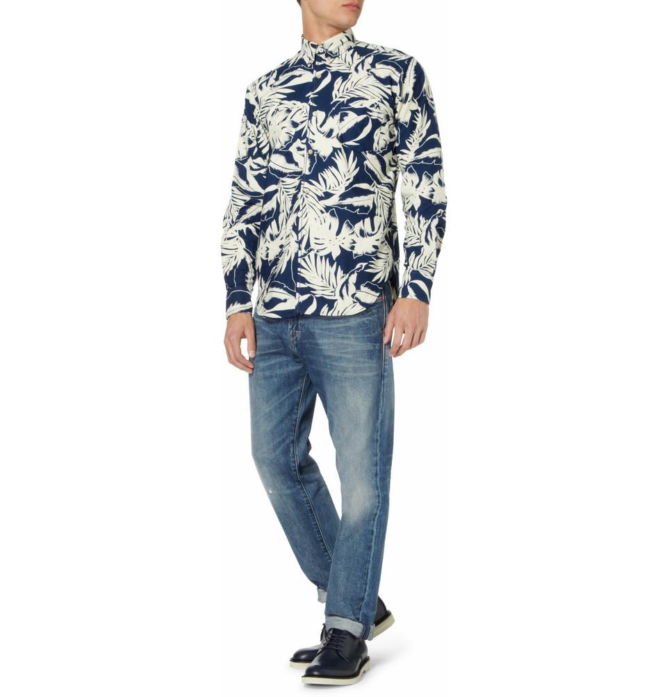 6 Kiểu áo sơ mi nam hàn quốc đẹp hè 2017 cho chàng phong cách thời trang phần 5