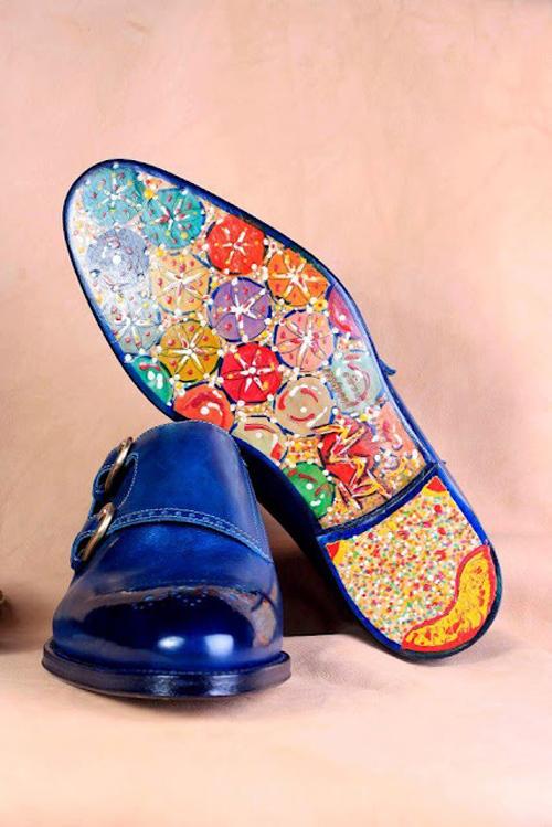 Những mẫu giày nam đẹp sành điệu cho chàng cá tính nhất hiện nay phần 10