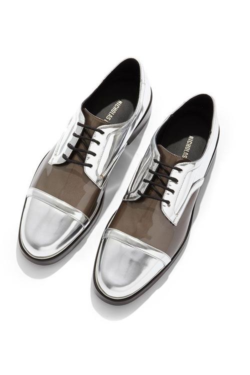 Những mẫu giày nam đẹp sành điệu cho chàng cá tính nhất hiện nay phần 2