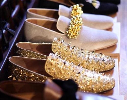 Những mẫu giày nam đẹp sành điệu cho chàng cá tính nhất hiện nay phần 5