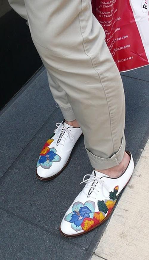 Những mẫu giày nam đẹp sành điệu cho chàng cá tính nhất hiện nay phần 7