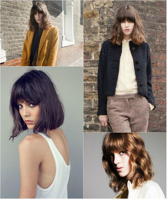 Những kiểu tóc xoăn đẹp cho bạn gái xinh xắn xuống phố hè 2016 phần 1