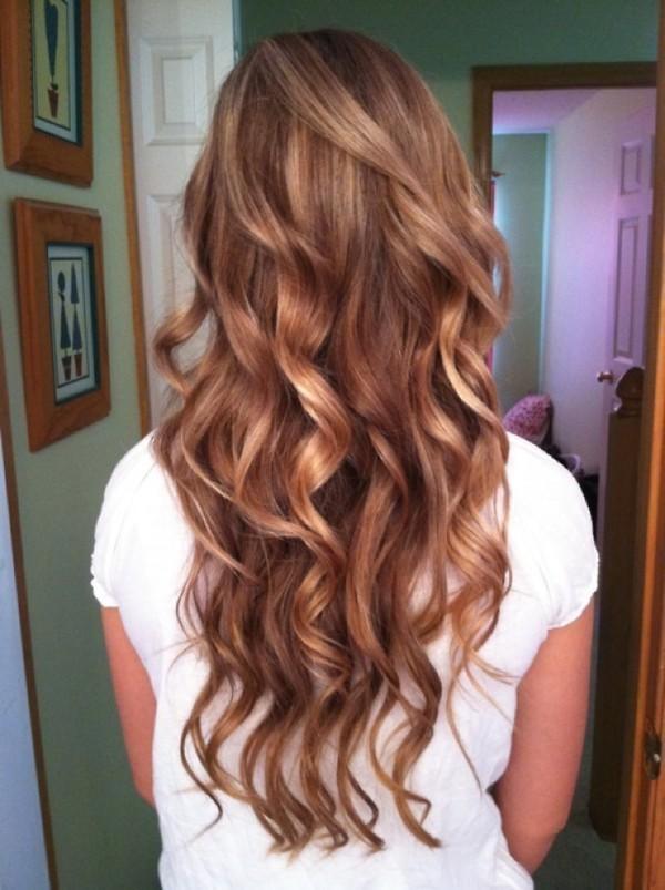 Những kiểu tóc xoăn đẹp cho bạn gái xinh xắn xuống phố hè 2016 phần 10