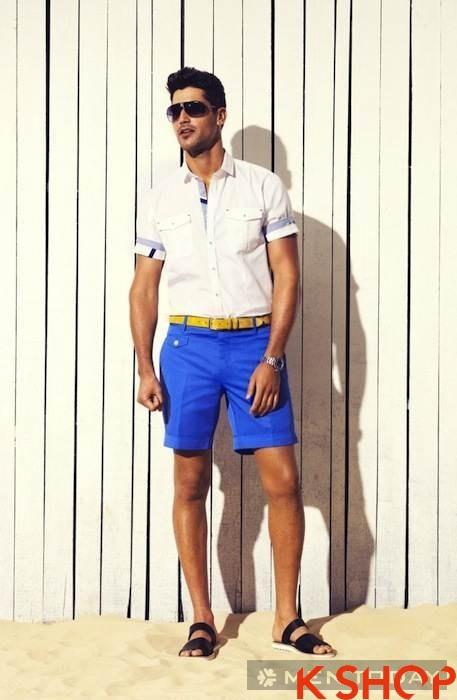 Áo sơ mi nam trắng đẹp hè 2017 cho chàng trai đến công sở trẻ trung phần 11