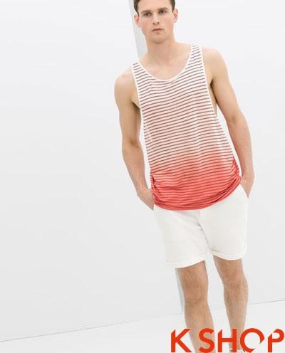 Áo tanktop nam đẹp xu hướng thời trang hè 2017 cá tính năng động phần 1