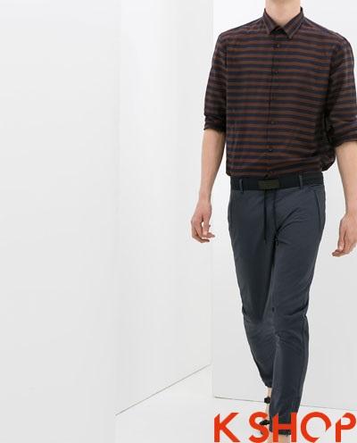 Quần sweatpants nam ống bó đẹp xu hướng thời trang 2017 phần 2