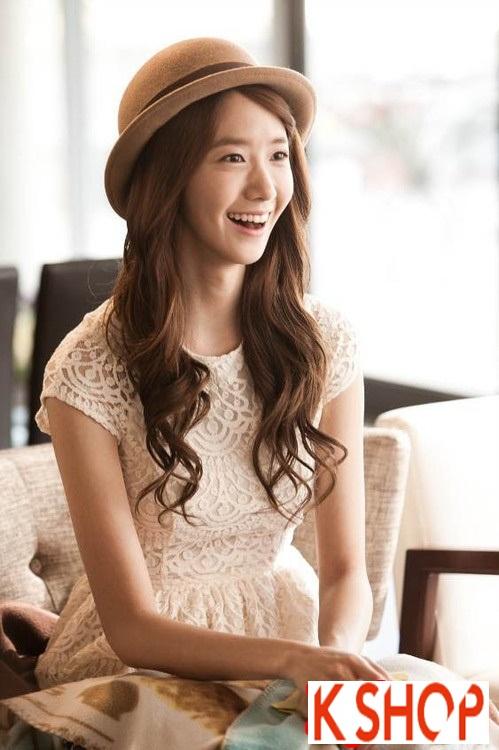 Xu hướng tóc xoăn sóng nước đẹp của giới trẻ Hàn Quốc hè 2017 phần 8