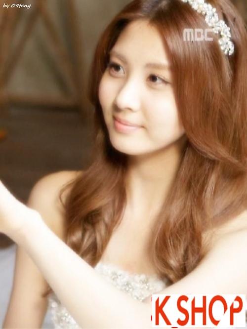 5+ Kiểu tóc cô dâu Hàn Quốc đẹp cho nàng nổi bật duyên dáng 2016 phần 3