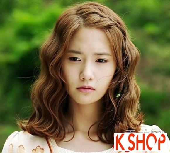 Tóc ngang vai Hàn Quốc đẹp 2017 cho bạn gái trẻ trung quyến rũ phần 15