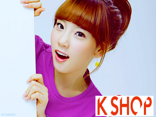 Tóc mái bằng Hàn Quốc đẹp 2016 cô nàng mặt tròn mũm mĩm phần 3