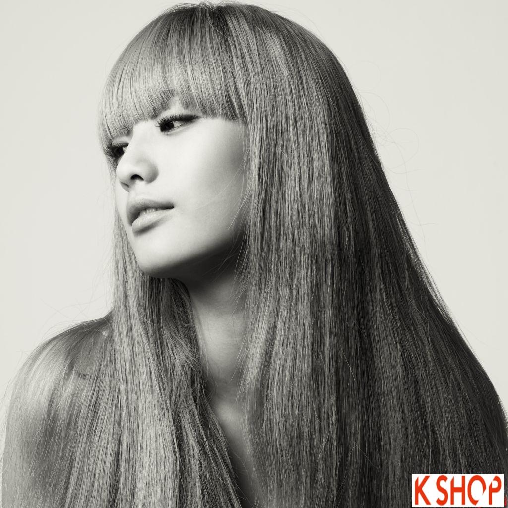 Tóc mái bằng Hàn Quốc đẹp 2016 cô nàng mặt tròn mũm mĩm phần 4
