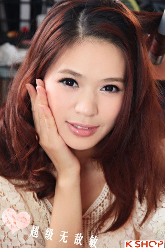 Cách tết tóc mái kiểu Hàn Quốc đẹp dịu dàng năng động năm 2016 phần 7
