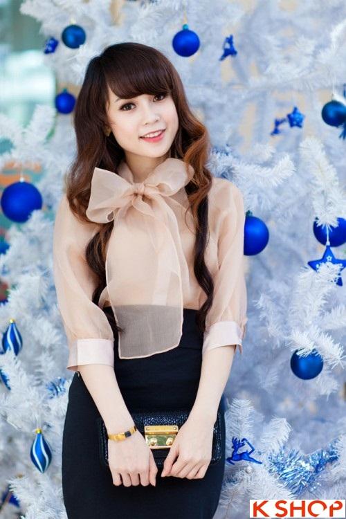 Tổng hợp kiểu tóc đẹp xinh xắn gây sốt 2017 được các Hot Girl Việt lăng xê phần 2