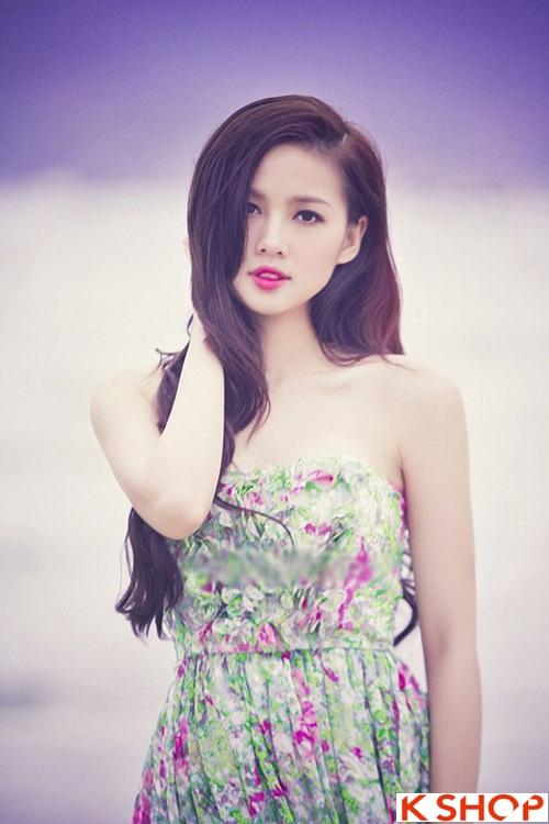 Tổng hợp kiểu tóc đẹp xinh xắn gây sốt 2017 được các Hot Girl Việt lăng xê phần 4