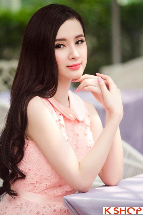 Tổng hợp kiểu tóc đẹp xinh xắn gây sốt 2017 được các Hot Girl Việt lăng xê phần 5
