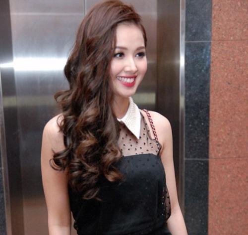 BST 10 kiểu tóc đẹp nhất hè 2017 thể hiện cá tính hot girl Việt phần 9