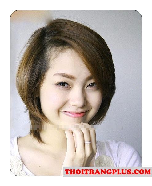 Những kiểu tóc đẹp ấn tượng nổi bật của ca sĩ Minh Hằng 2017 phần 3