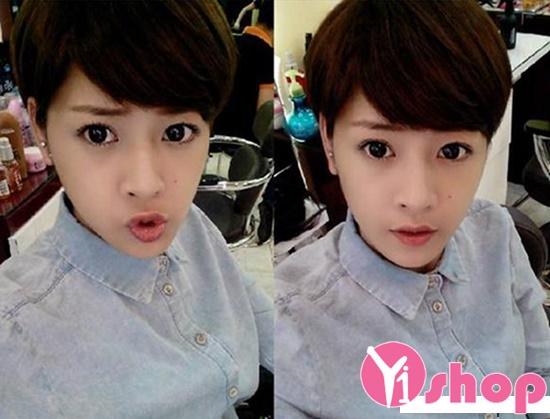 tóc đẹp gây ấn tượng đến người hâm mộ của Hot Girl Chi Pu phần 1