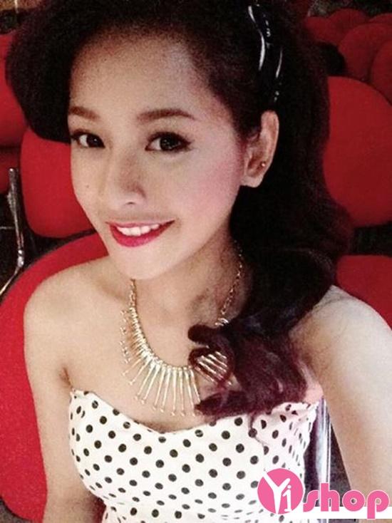 tóc đẹp gây ấn tượng đến người hâm mộ của Hot Girl Chi Pu phần 11