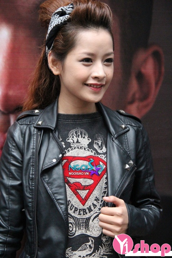 tóc đẹp gây ấn tượng đến người hâm mộ của Hot Girl Chi Pu phần 14