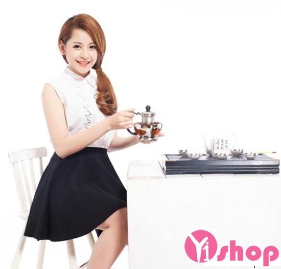 tóc đẹp gây ấn tượng đến người hâm mộ của Hot Girl Chi Pu phần 15