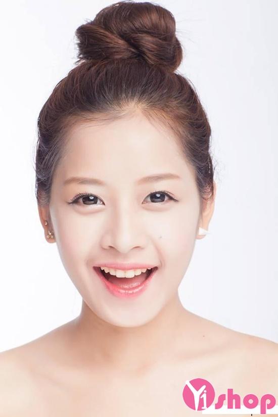 tóc đẹp gây ấn tượng đến người hâm mộ của Hot Girl Chi Pu phần 16