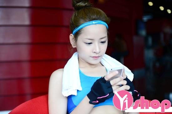 tóc đẹp gây ấn tượng đến người hâm mộ của Hot Girl Chi Pu phần 17