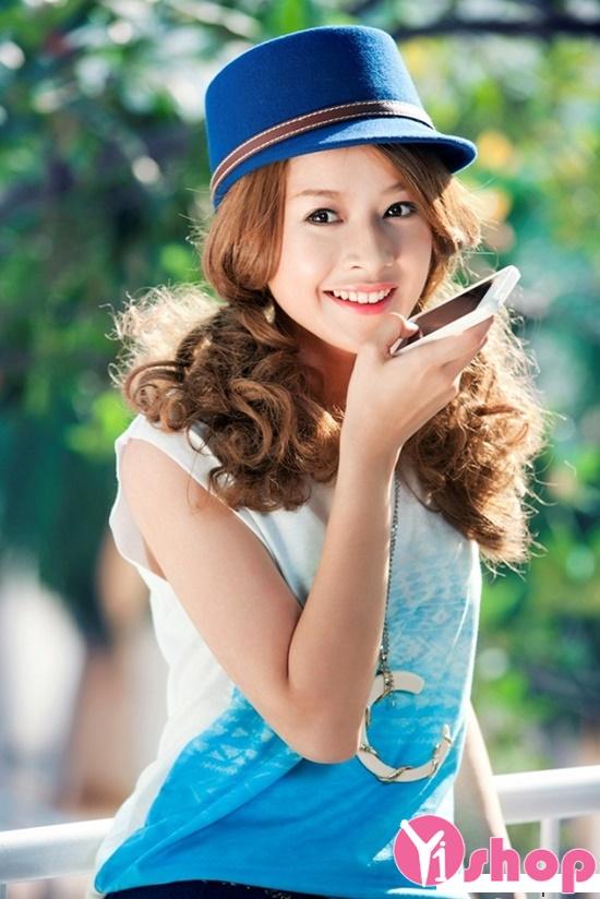 tóc đẹp gây ấn tượng đến người hâm mộ của Hot Girl Chi Pu phần 22