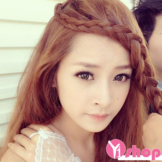tóc đẹp gây ấn tượng đến người hâm mộ của Hot Girl Chi Pu phần 23