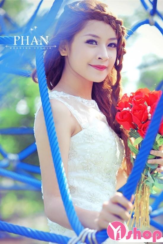 tóc đẹp gây ấn tượng đến người hâm mộ của Hot Girl Chi Pu phần 24