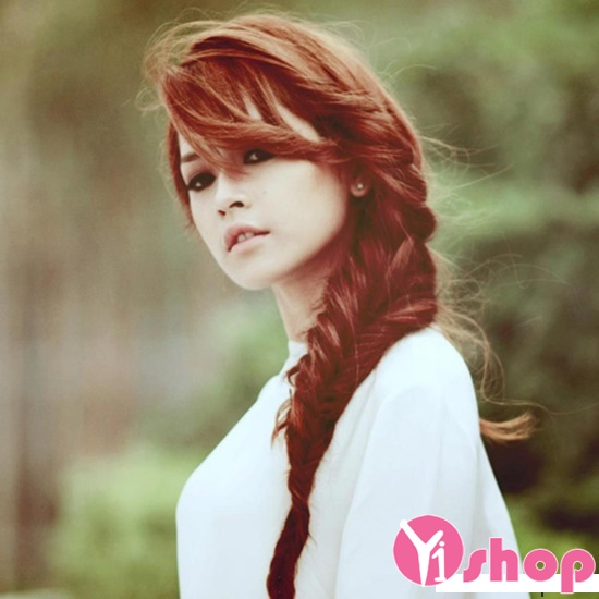 tóc đẹp gây ấn tượng đến người hâm mộ của Hot Girl Chi Pu phần 25