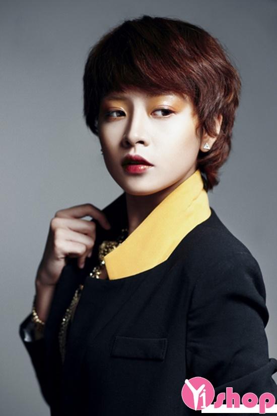 tóc đẹp gây ấn tượng đến người hâm mộ của Hot Girl Chi Pu phần 3