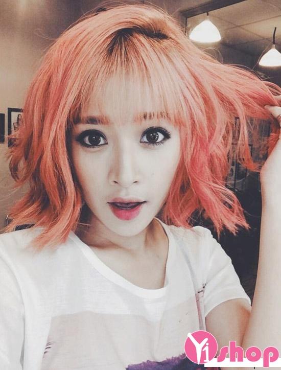 tóc đẹp gây ấn tượng đến người hâm mộ của Hot Girl Chi Pu phần 6