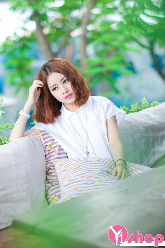 tóc đẹp gây ấn tượng đến người hâm mộ của Hot Girl Chi Pu phần 7