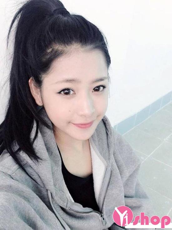 tóc đẹp gây ấn tượng đến người hâm mộ của Hot Girl Chi Pu phần 9