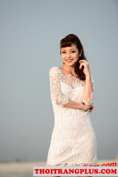 Top 4 kiểu tóc đẹp được các Hoa Hậu Việt sử dụng nhiều nhất 2017 phần 13