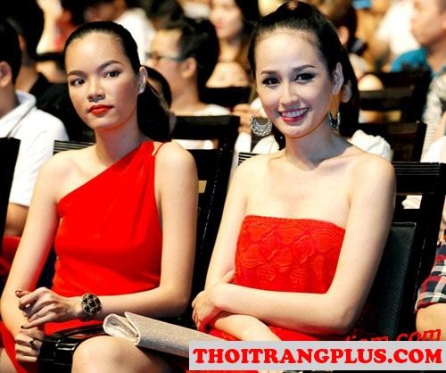 Top 4 kiểu tóc đẹp được các Hoa Hậu Việt sử dụng nhiều nhất 2017 phần 14