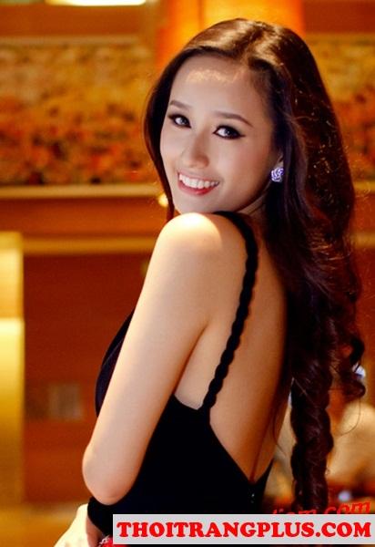 Top 4 kiểu tóc đẹp được các Hoa Hậu Việt sử dụng nhiều nhất 2017 phần 6