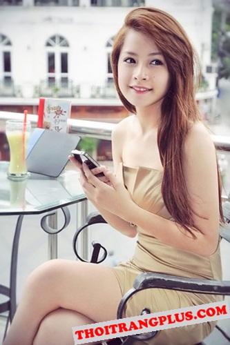 Top 4 kiểu tóc đẹp của Hot Girl Chi Pu lôi cuốn mọi ánh nhìn năm 2017 phần 1