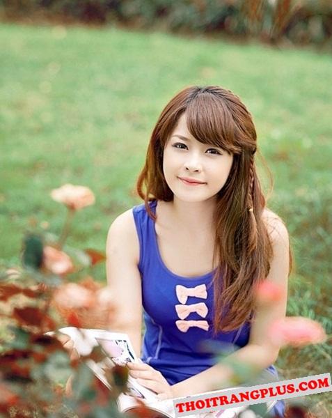 Top 4 kiểu tóc đẹp của Hot Girl Chi Pu lôi cuốn mọi ánh nhìn năm 2017 phần 15