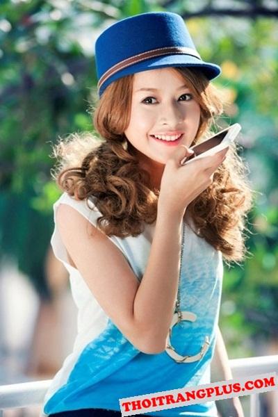 Top 4 kiểu tóc đẹp của Hot Girl Chi Pu lôi cuốn mọi ánh nhìn năm 2017 phần 17