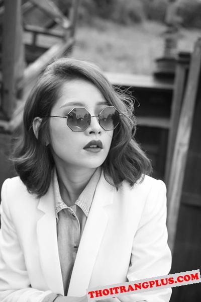 Top 4 kiểu tóc đẹp của Hot Girl Chi Pu lôi cuốn mọi ánh nhìn năm 2017 phần 20