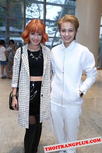 Top 4 kiểu tóc đẹp của Hot Girl Chi Pu lôi cuốn mọi ánh nhìn năm 2017 phần 21