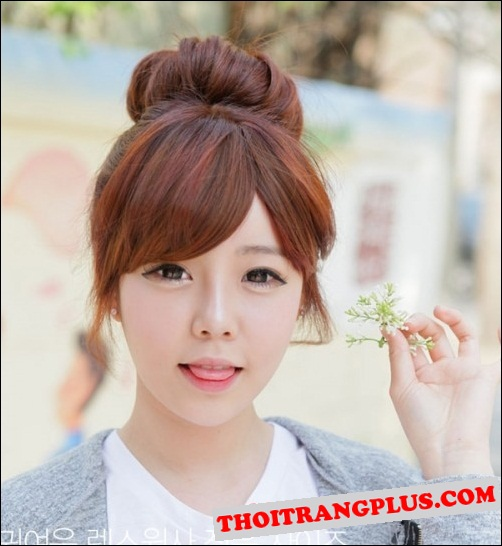 Kiểu tóc đẹp 2016 Hàn Quốc cho cô nàng dịu dàng trẻ trung phần 10