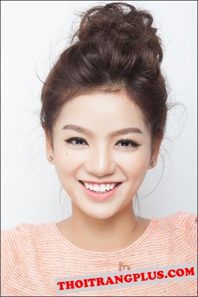 Kiểu tóc đẹp 2016 Hàn Quốc cho cô nàng dịu dàng trẻ trung phần 12
