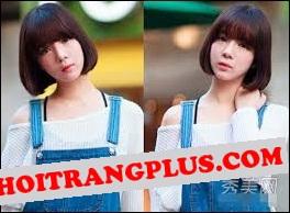 Kiểu tóc đẹp 2016 Hàn Quốc cho cô nàng dịu dàng trẻ trung phần 13