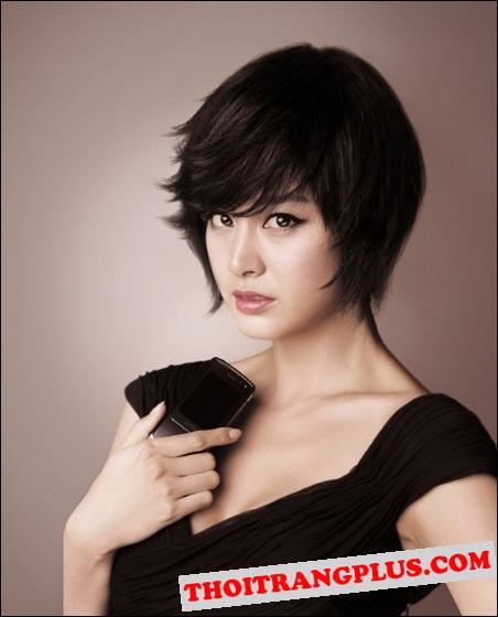 Kiểu tóc đẹp 2016 Hàn Quốc cho cô nàng dịu dàng trẻ trung phần 16